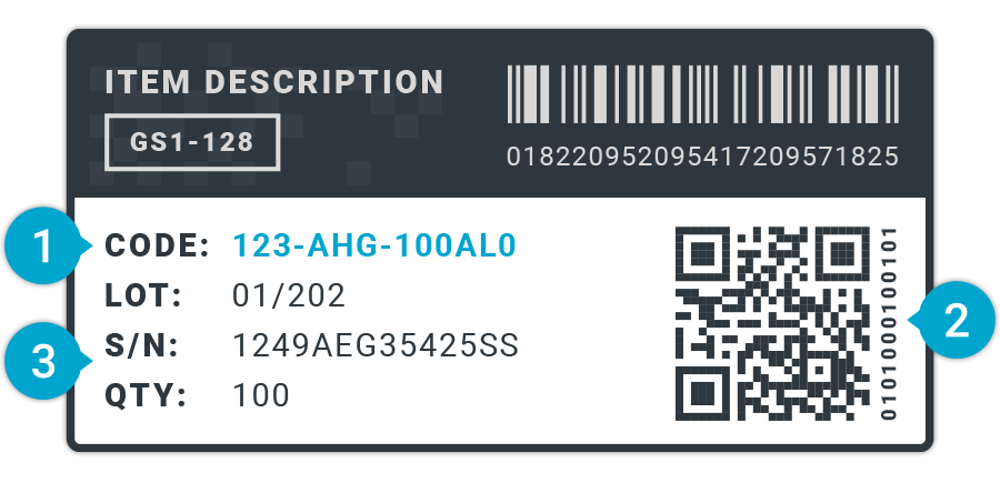 Label Example v2